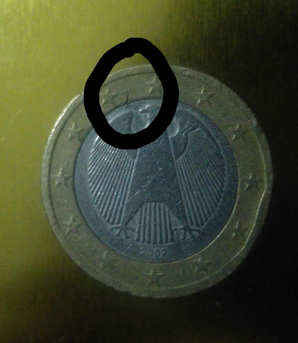 """Alemania, 2 EURO 2007 (""""G"""") Resello """"X"""" o """"K"""" (circulada) Picsar20"""