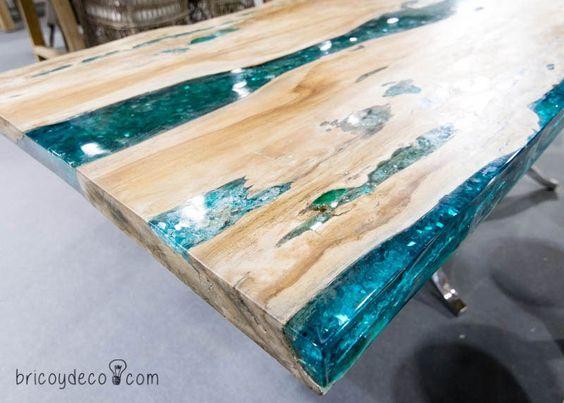 Pegar maderas con epoxy 8040a210