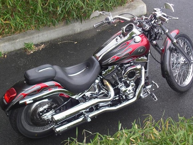 Combien de Softail sur le forum Passion-Harley - Page 14 145010