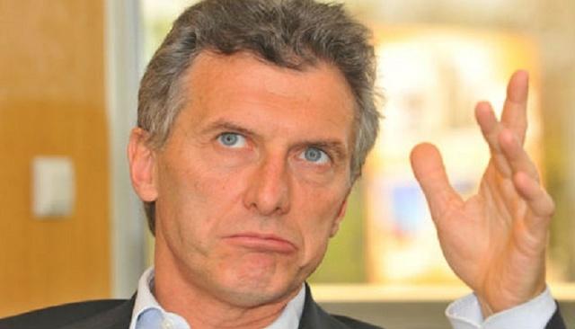 Imagen negativa de Mauricio Macri llega al 68 por ciento según encuestadoras argentinas Macri10