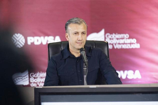 El Aissami: Clase obrera resaltó potencialidades de Pdvsa para estabilizar e incrementar la producción Tareck10