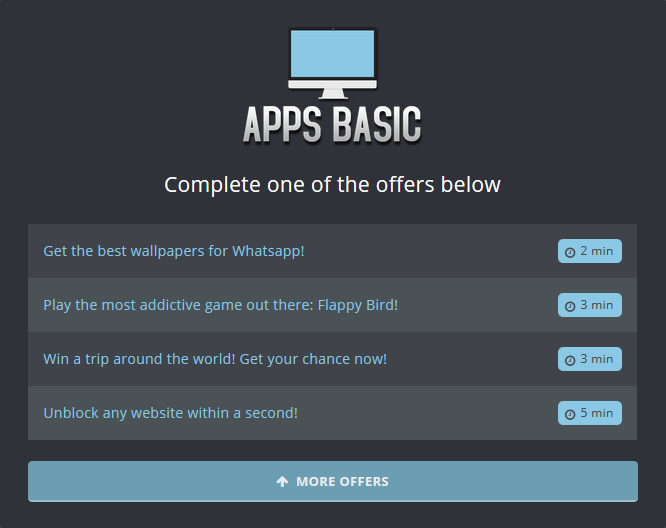 How to bypass any cpabuild.com/public/click... Surveys How_to10