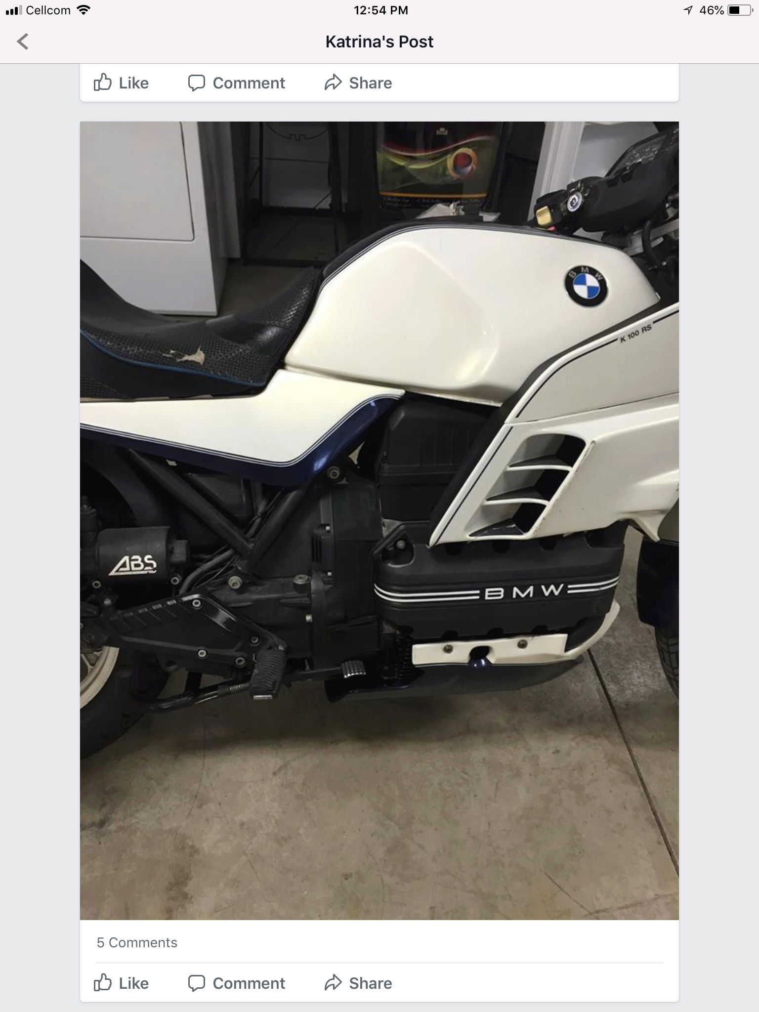 New to BMW and fixing bikes 29feb010