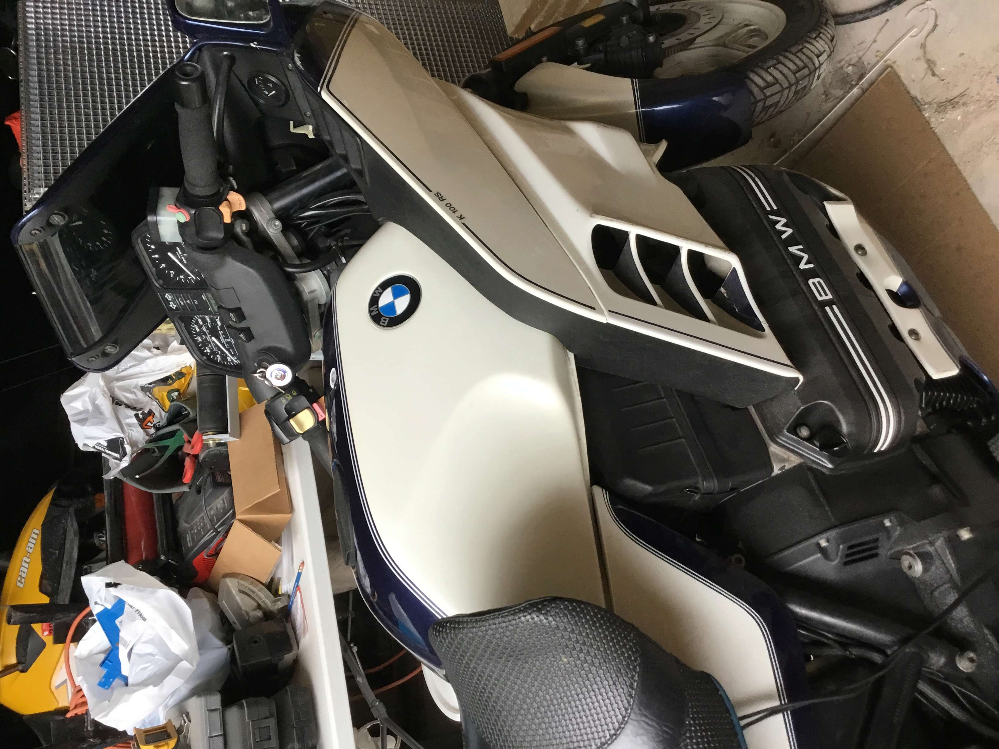 New to BMW and fixing bikes C8380510