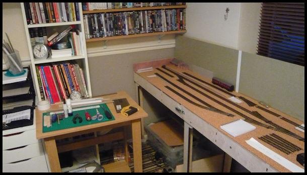 Alec's attempt at a small model railway! Model_16