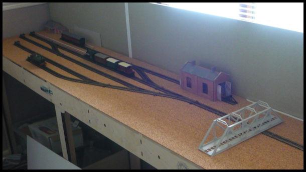 Alec's attempt at a small model railway! Model_18