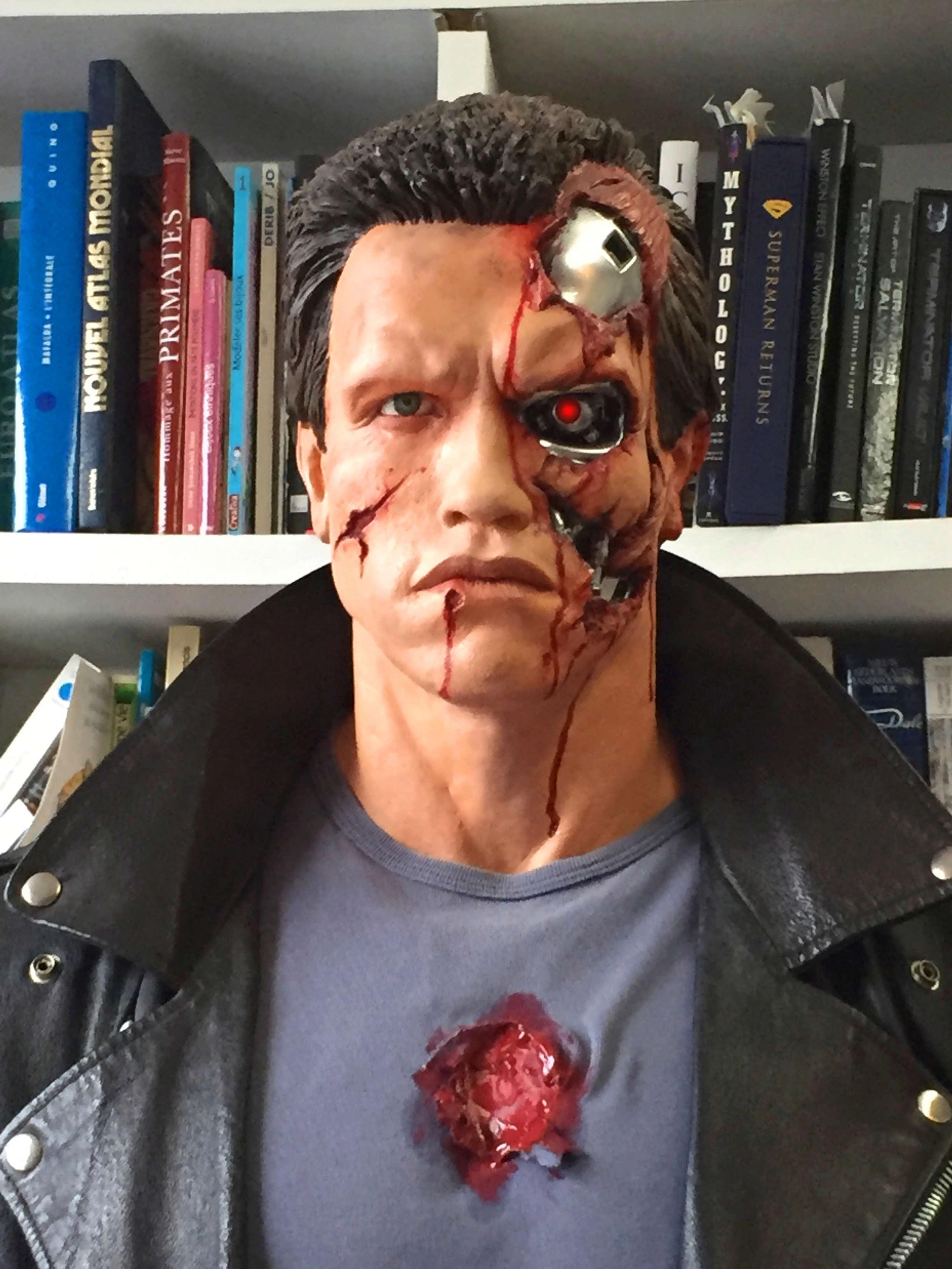 Bustes terminator Arnold Schwarzenegger fan made Img_0611