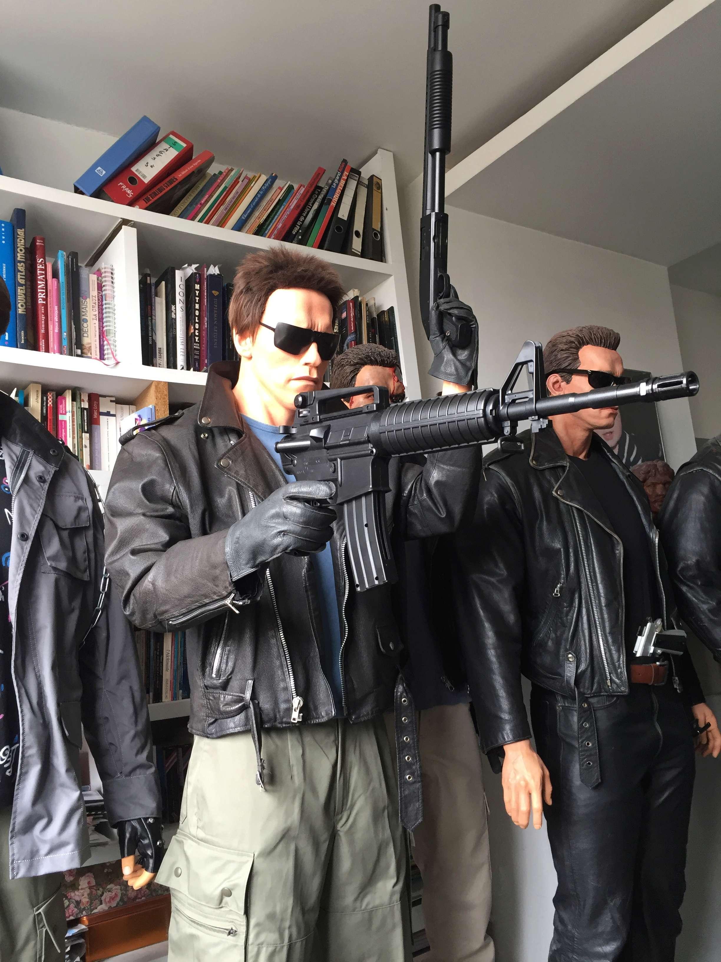 Bustes terminator Arnold Schwarzenegger fan made Img_1310