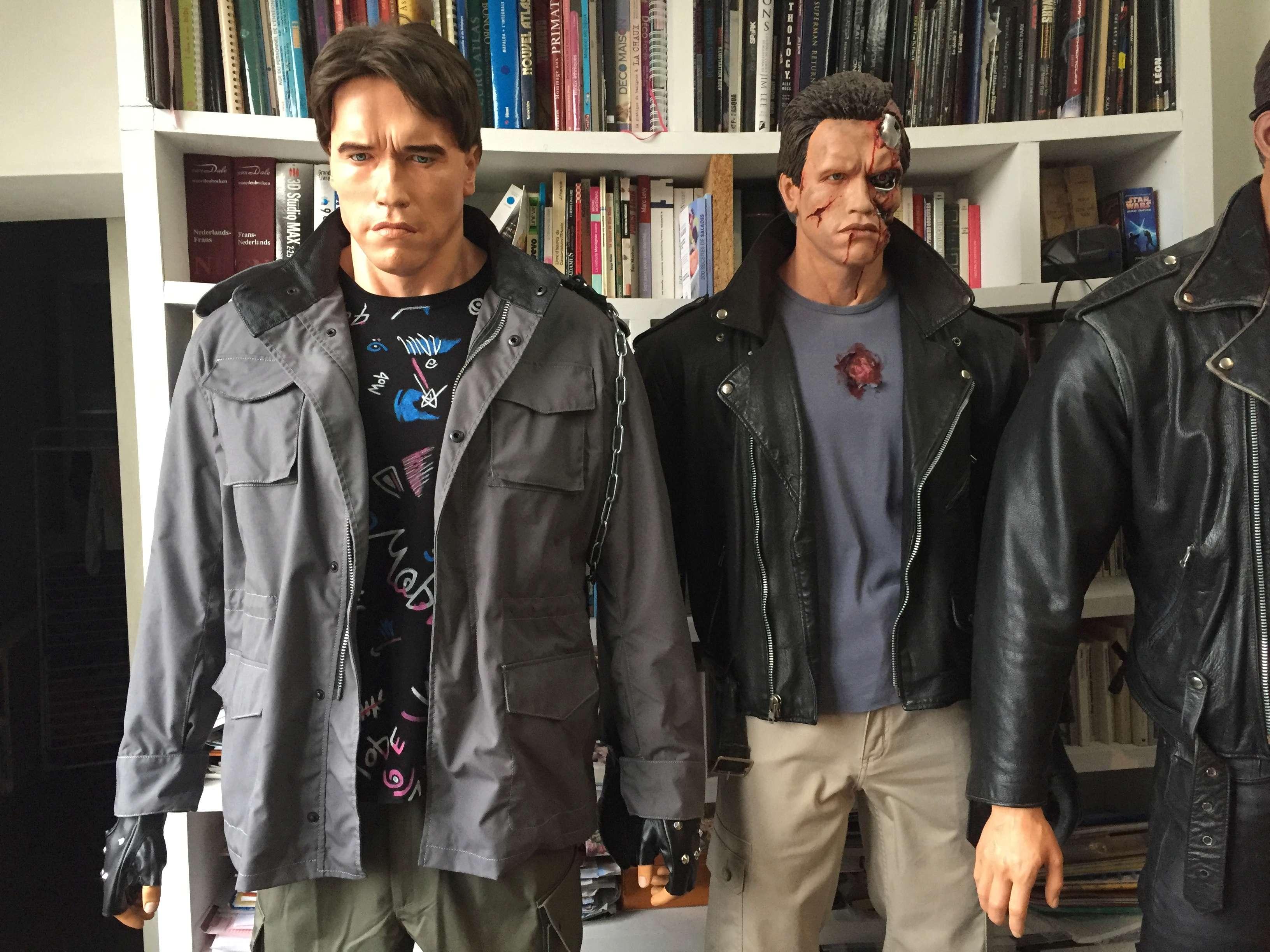 Bustes terminator Arnold Schwarzenegger fan made Img_1311