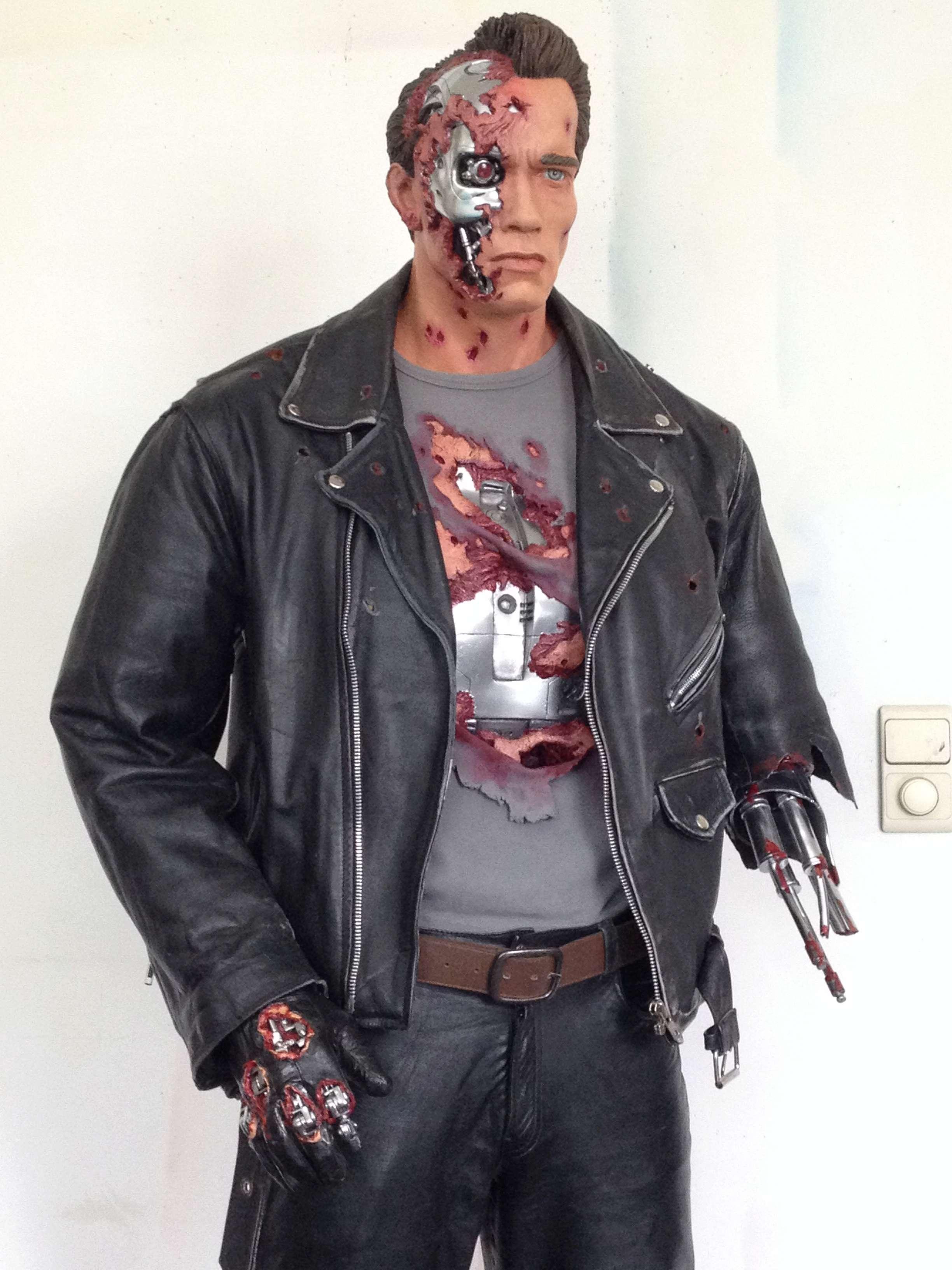 Bustes terminator Arnold Schwarzenegger fan made Img_4311