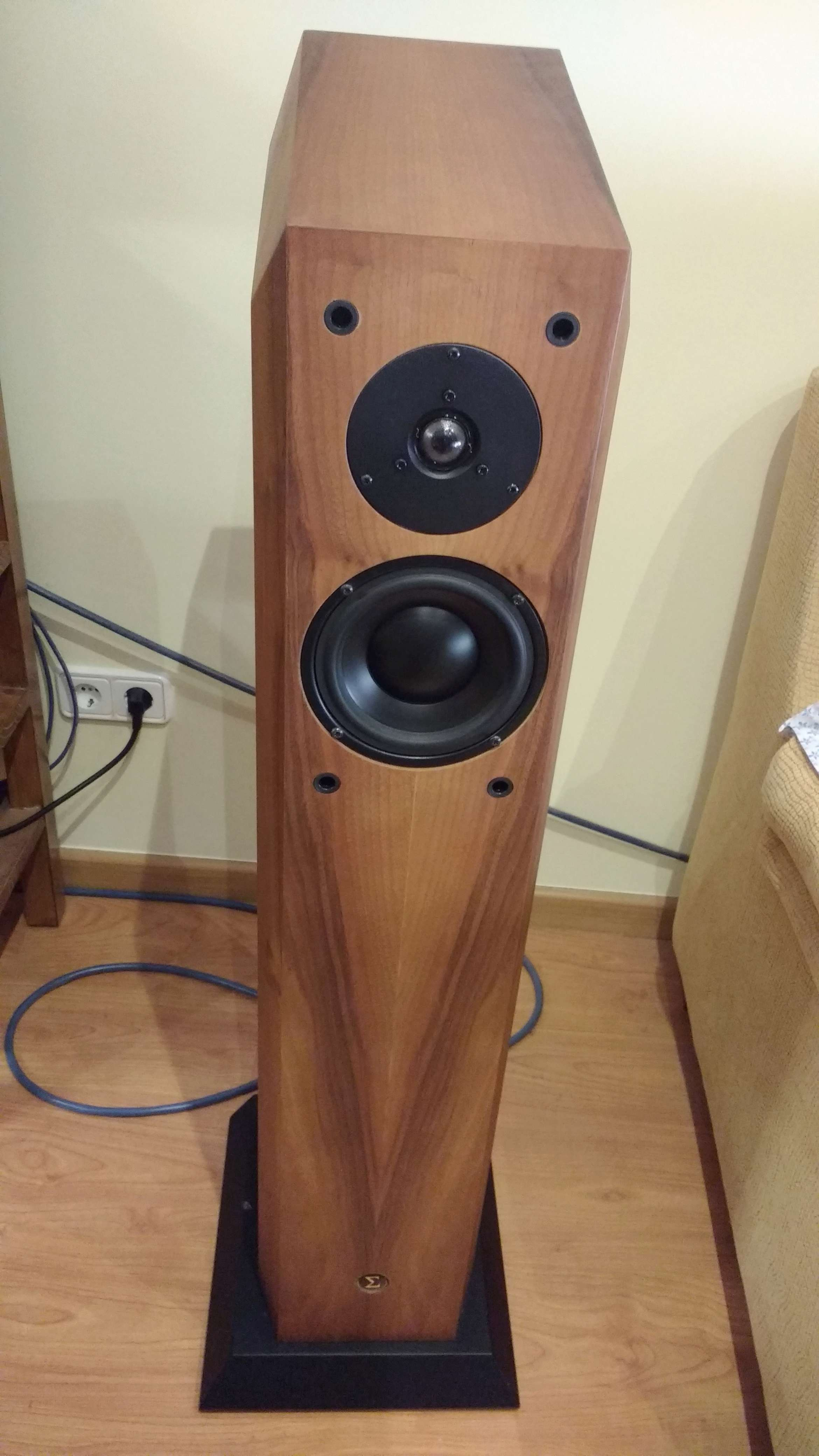 ALTAVOCES  SIGMA ACOUSTIC T-15 Img_2010