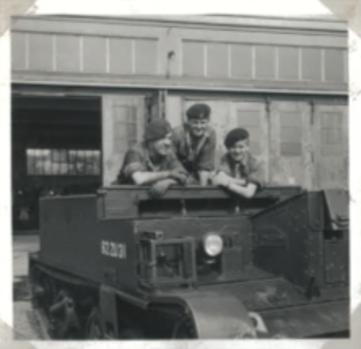 Memories of Trenchard Barracks, Celle Rsa-ph11