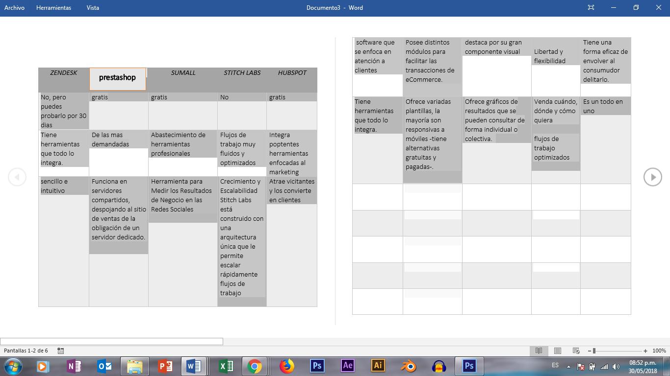 Practica 2, realiza la practica 2 relacionada con la seleccion de la plataforma - Página 2 Arma10