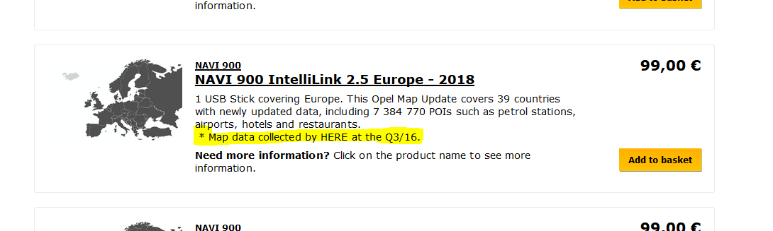 La (presunta) estafa de la actualización de mapas de OPEL. Captur11