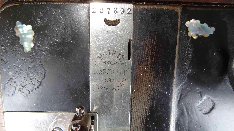 """identification machine a coudre """" l'avenir """" Dsc04414"""