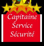 Capitaine service sécurité