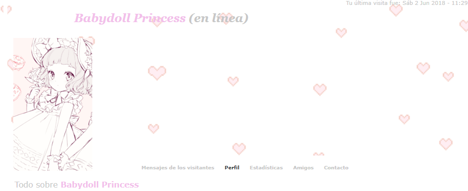♡ Perfiles tipo red social ♡ Fgh10