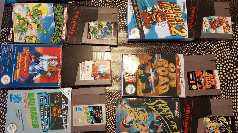 [ESTIM] Jeux et consoles NES et SNES et Jeux DS 20180542