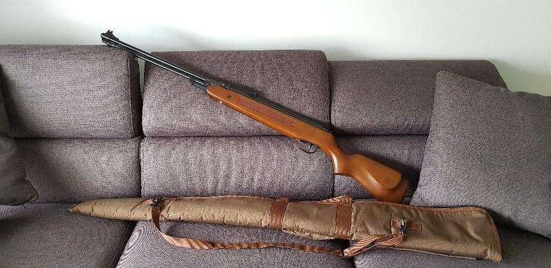 Marque et modèle de ma carabine.  20180613