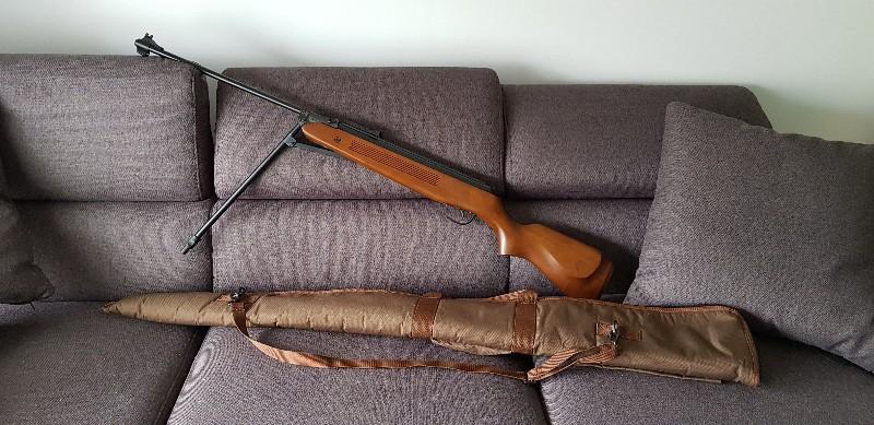 Marque et modèle de ma carabine.  20180614