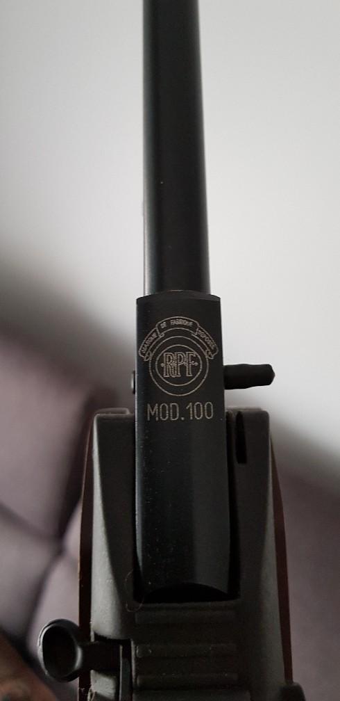 Marque et modèle de ma carabine.  20180615