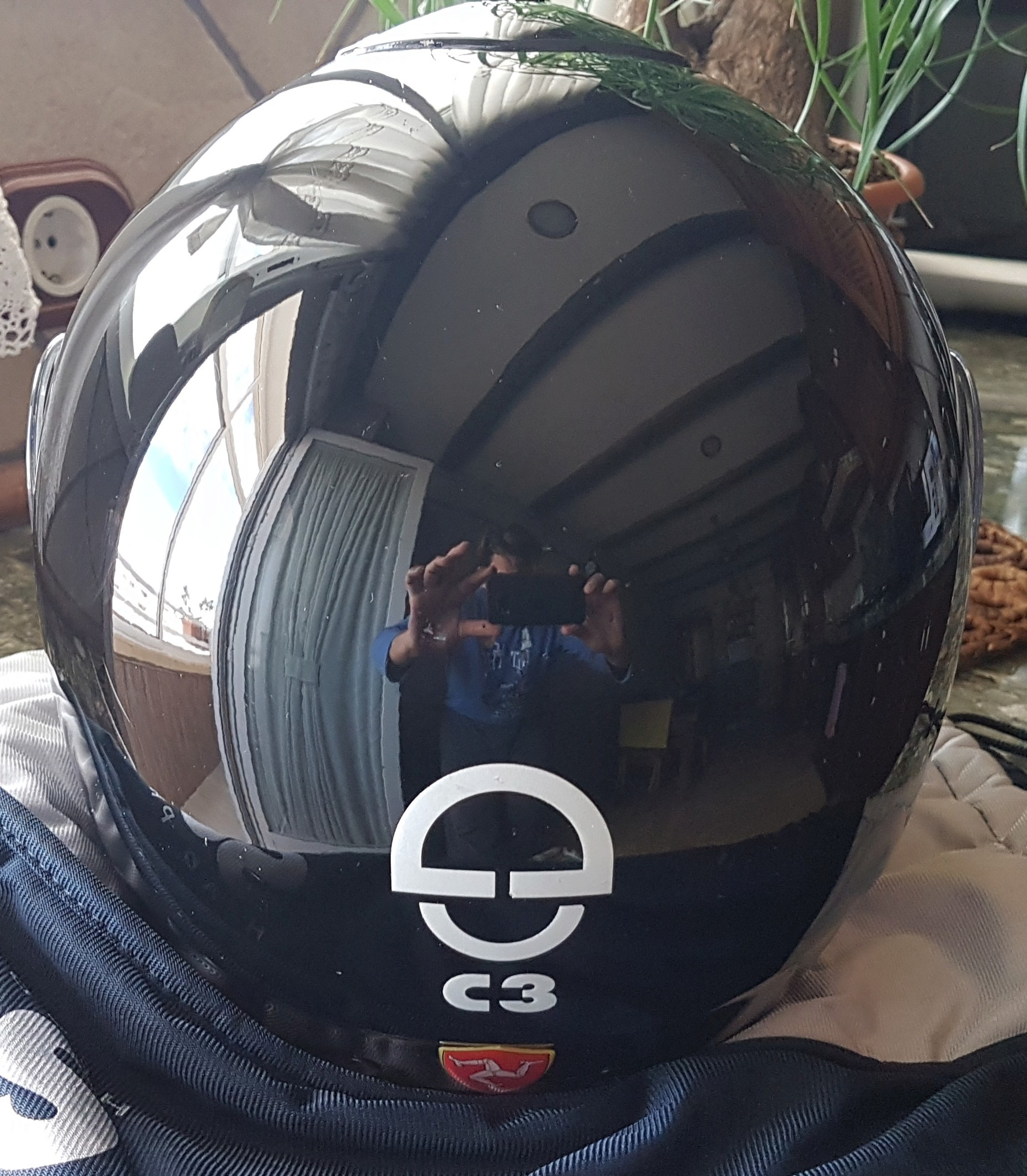 Vendo casco Modular Schuberth C3 20180310