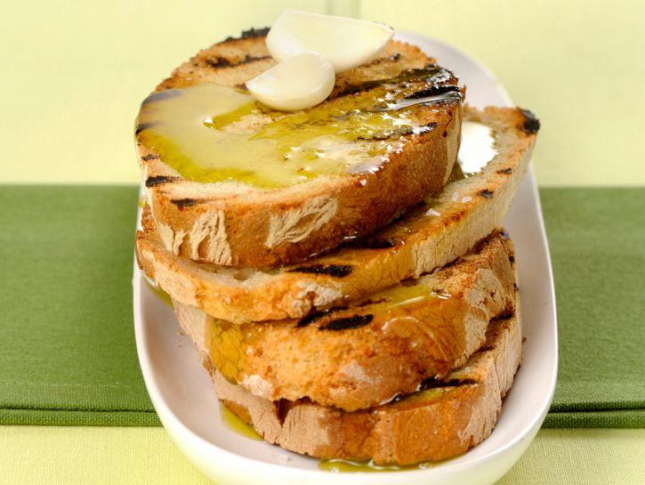 Bruschetta classica aglio e olio Brusch10