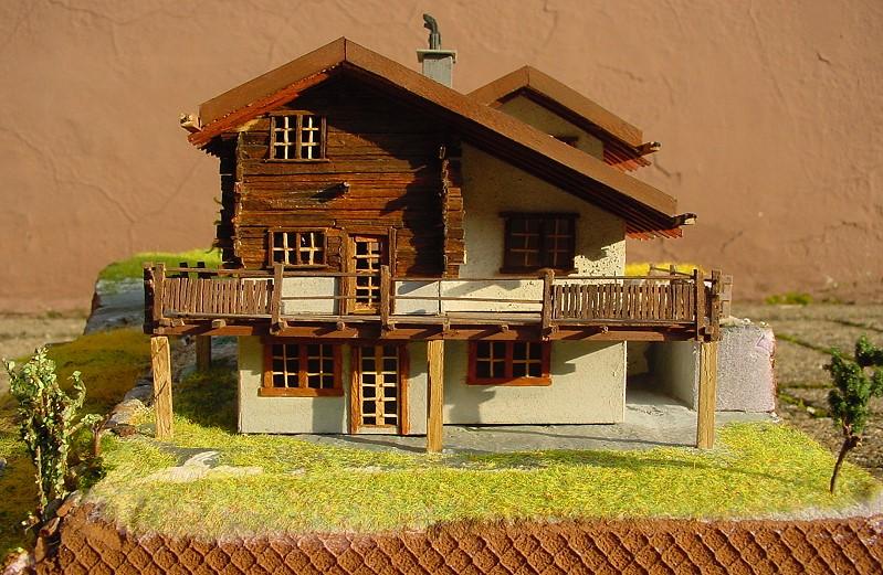 Schweizer Diorama in H0  gebaut von Dioramann D00_0010