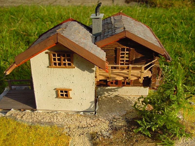 Schweizer Diorama in H0  gebaut von Dioramann D00_0110