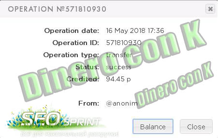3er Pago SeoSprint 94 Rublos ¡PTC Sin AdFocus! Seospr11