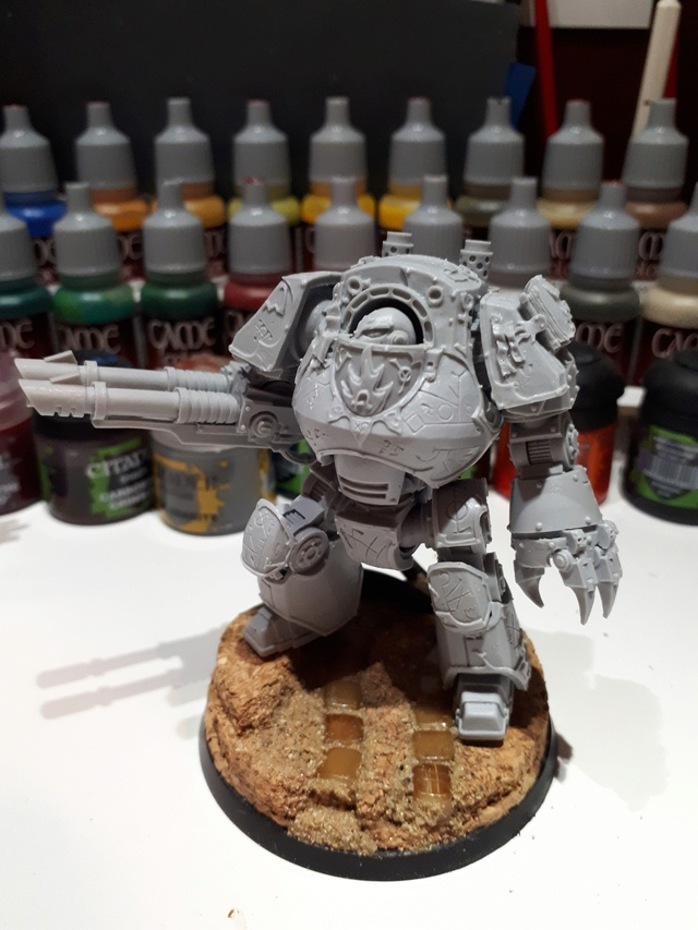 [WIP] Papa, comment on fait les Contemptors ? Axienf10