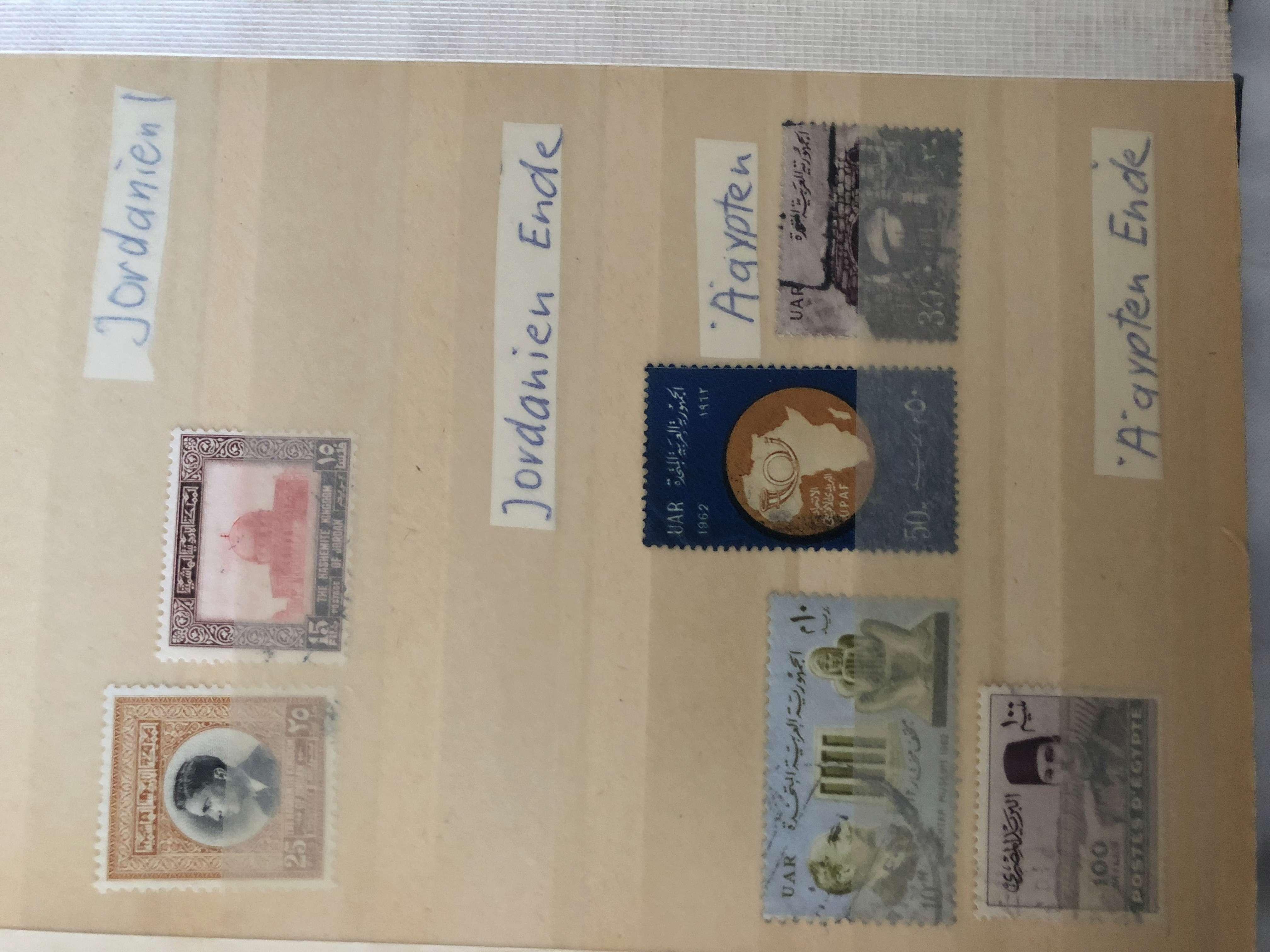 Ältere Briefmarkensammlung 0d326610