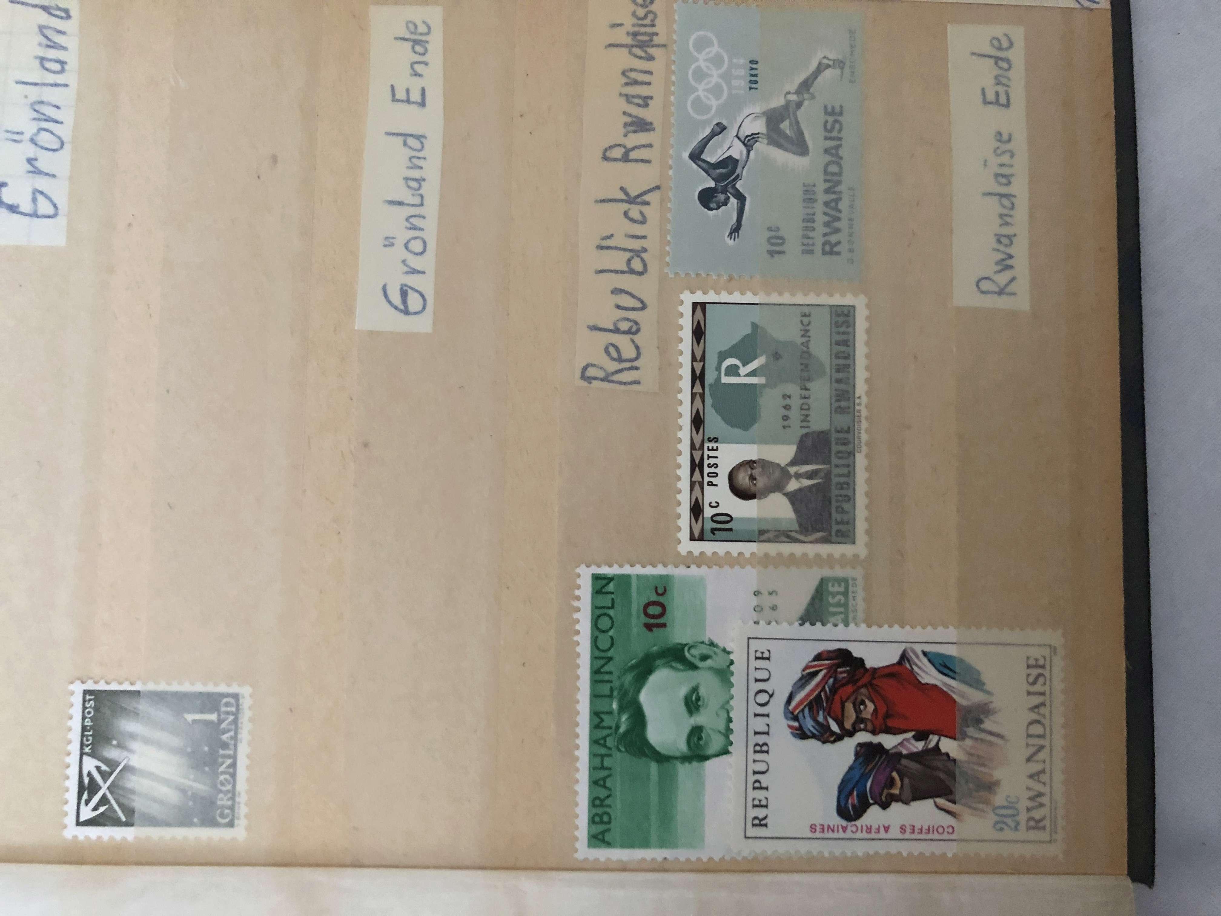 Ältere Briefmarkensammlung 19953910