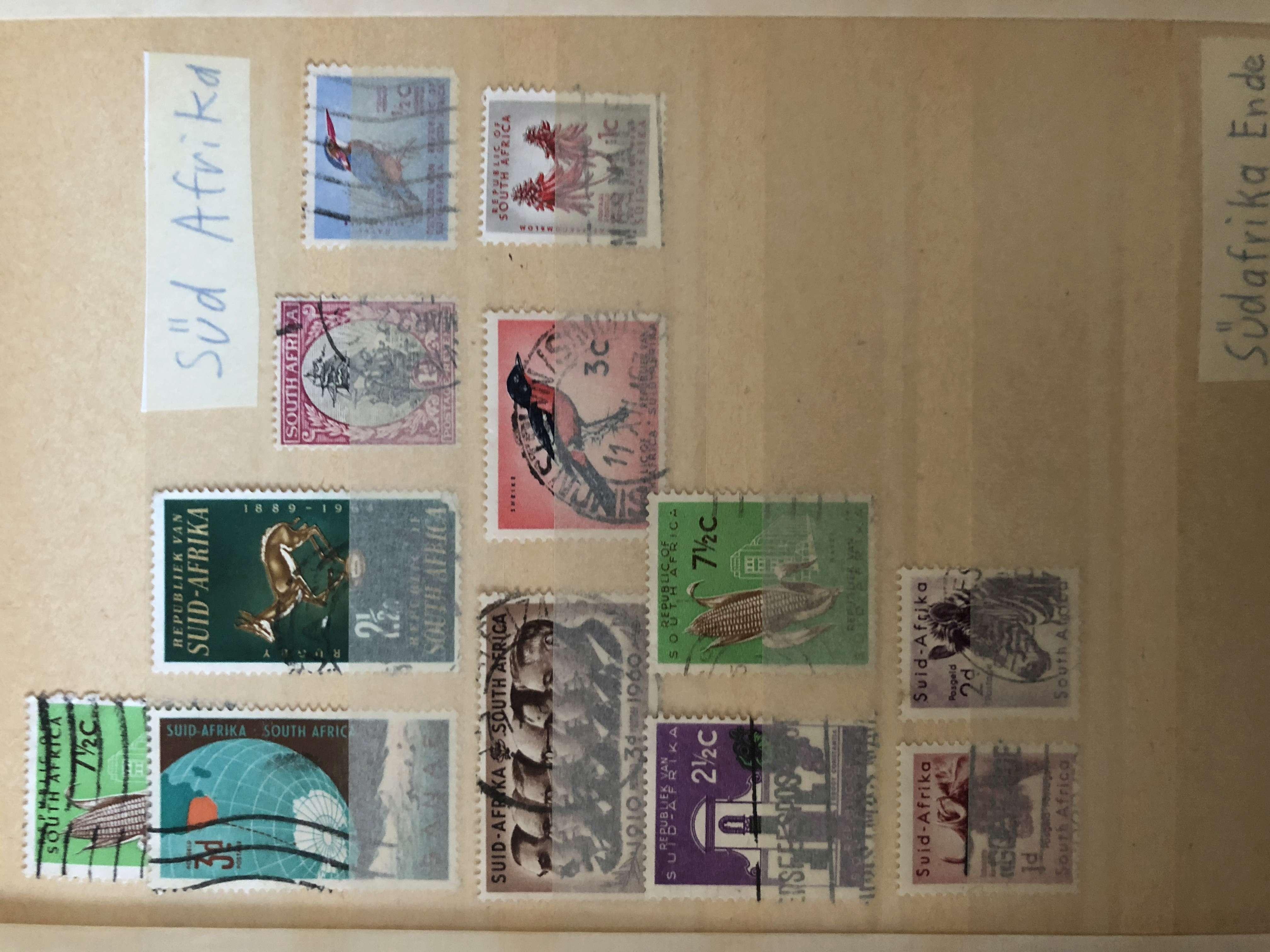 Ältere Briefmarkensammlung 2b91c010