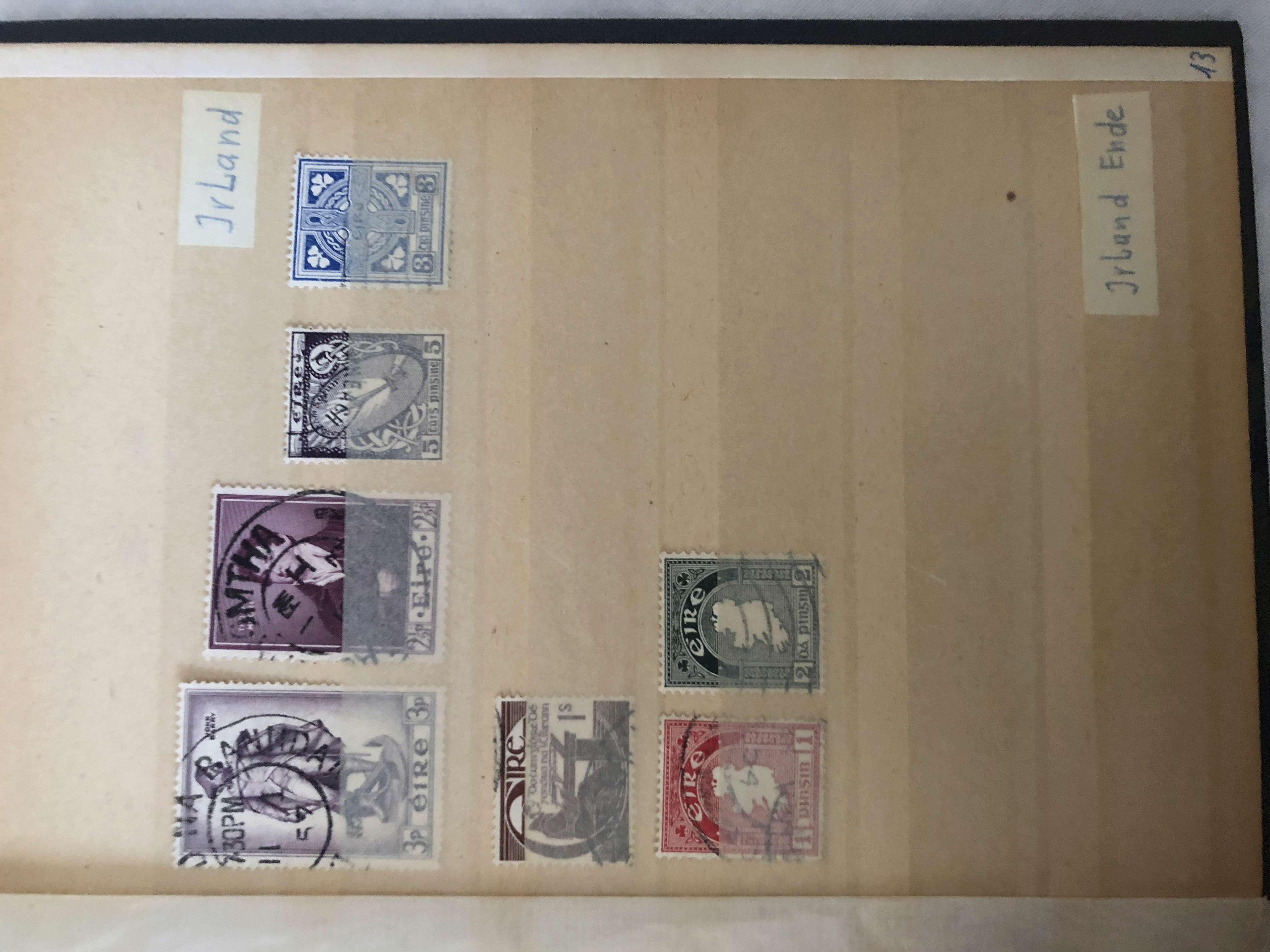 Ältere Briefmarkensammlung 662c1b10