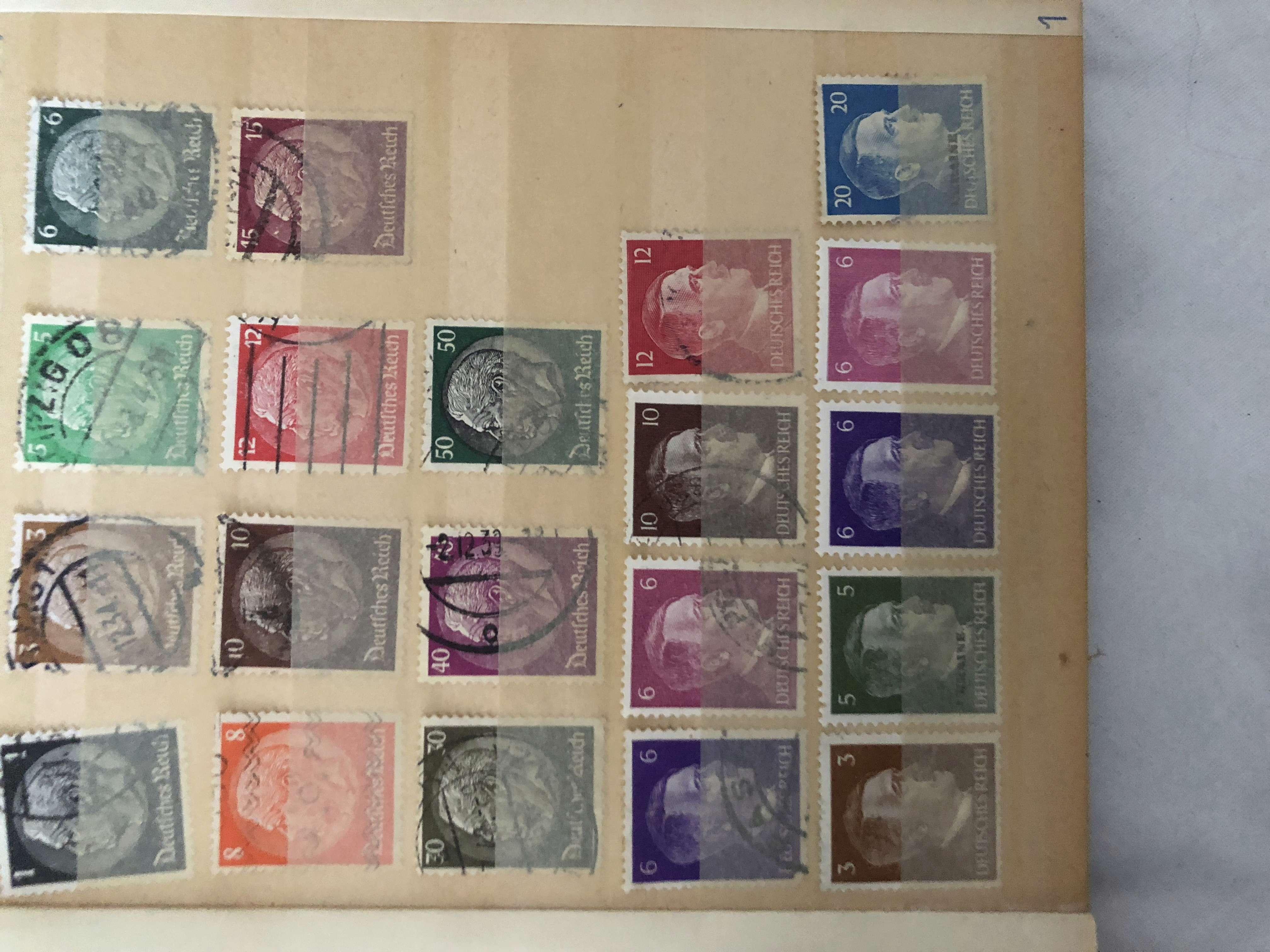 Ältere Briefmarkensammlung 8097cd10