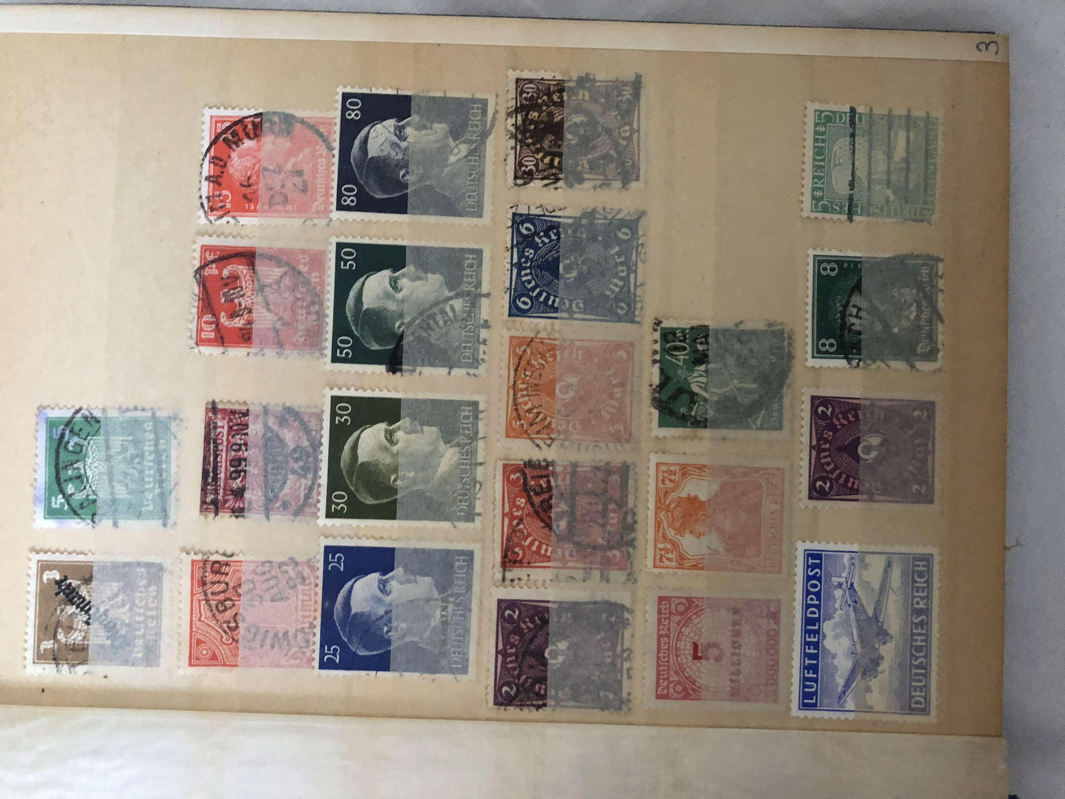 Ältere Briefmarkensammlung 904fc910
