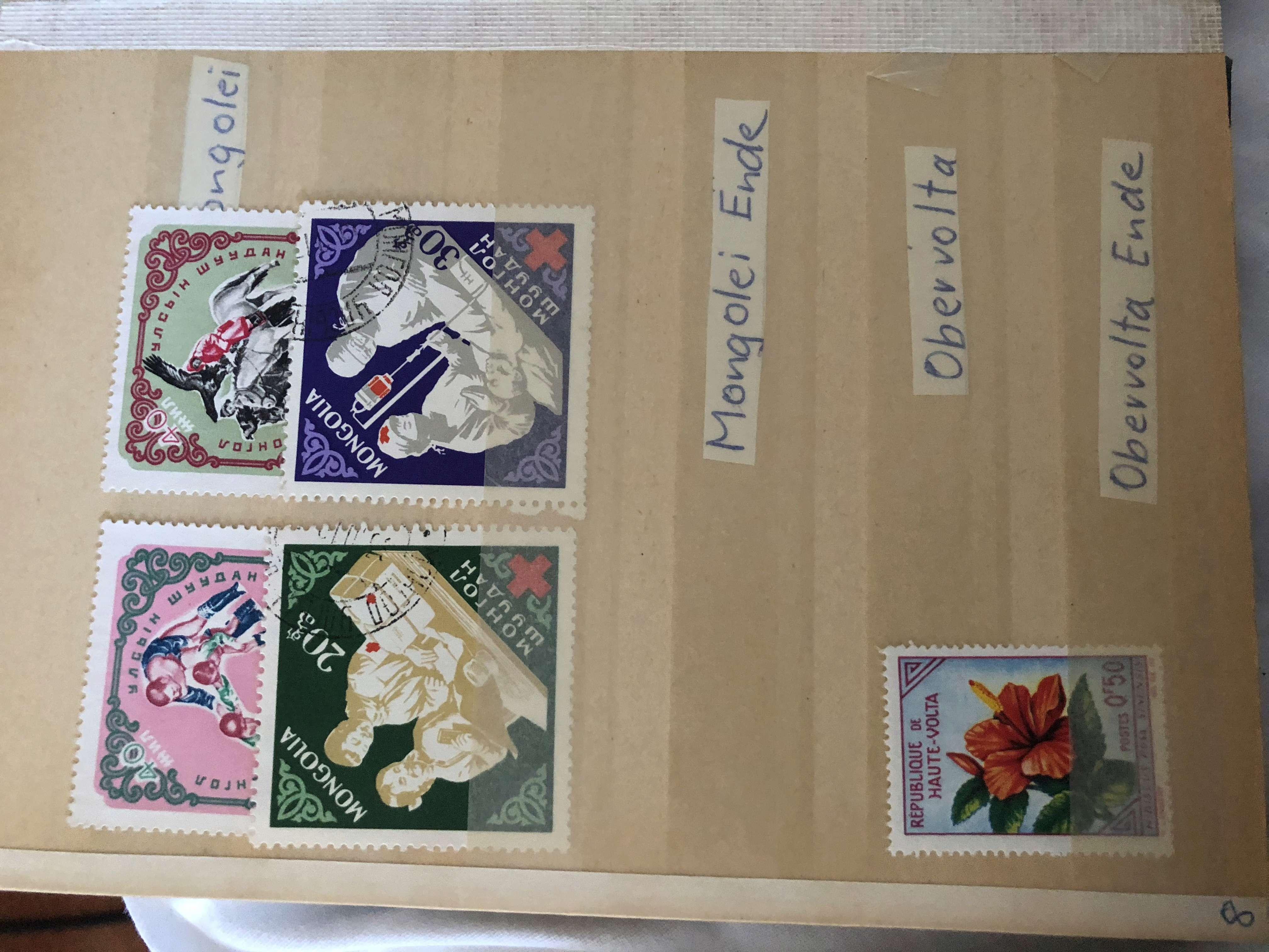 Ältere Briefmarkensammlung E9bb6510
