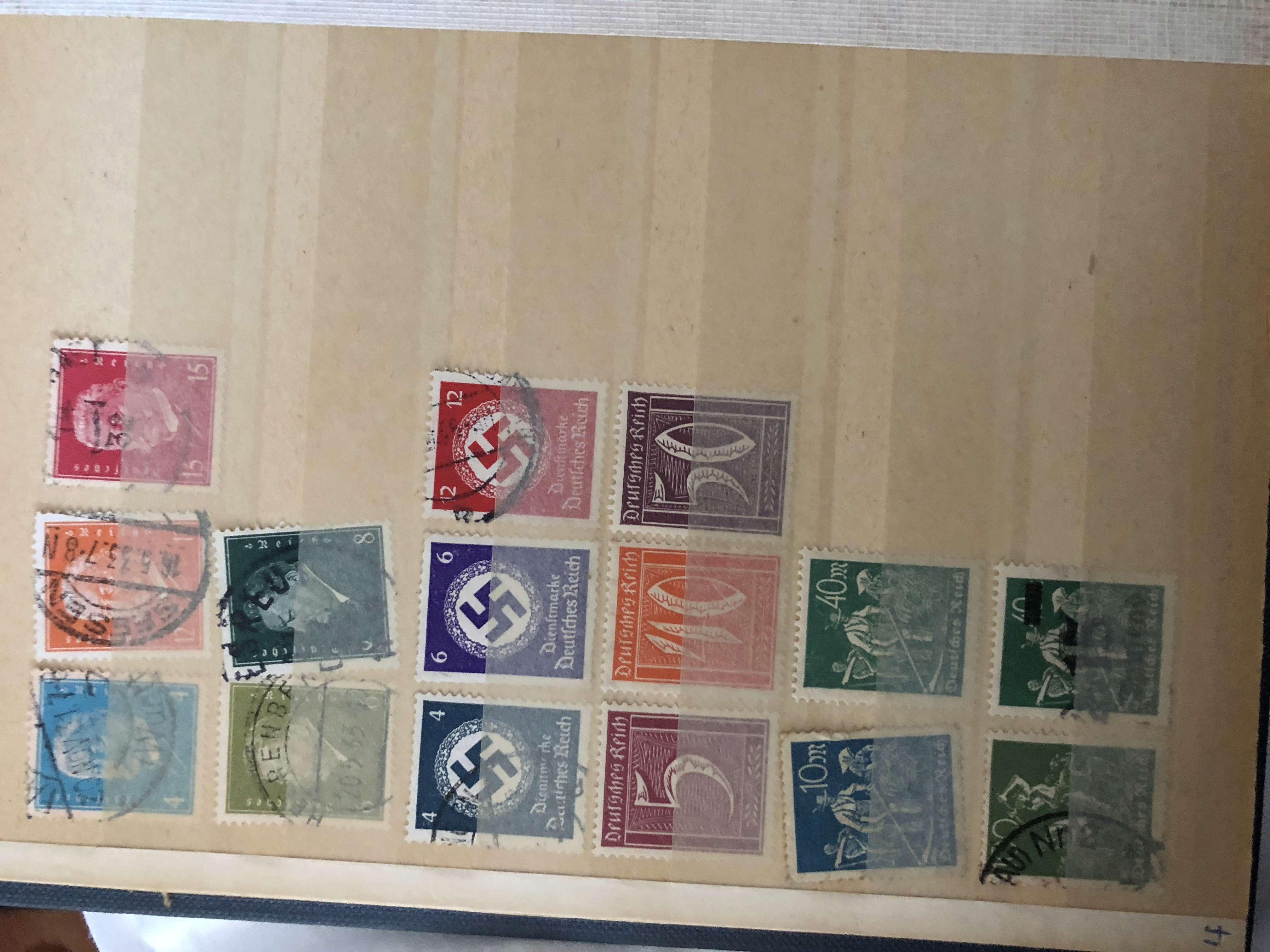 Ältere Briefmarkensammlung Faa8c810