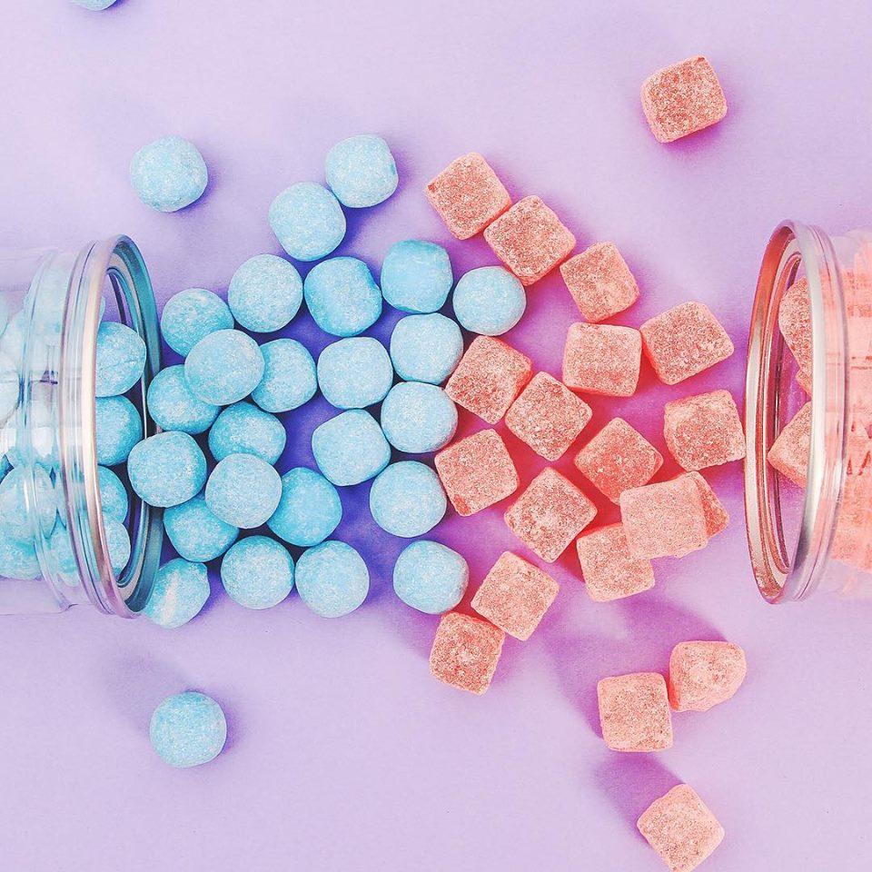 Candy Floss UK 110