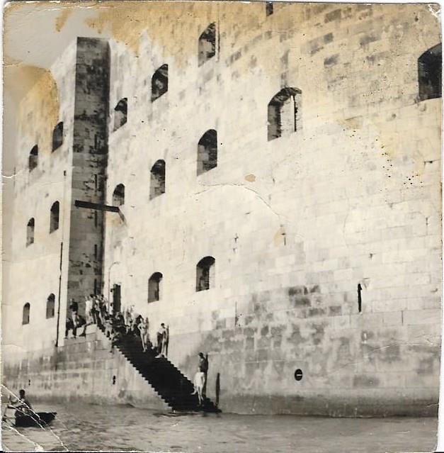 Photos anciennes du Fort Boyard 13557910