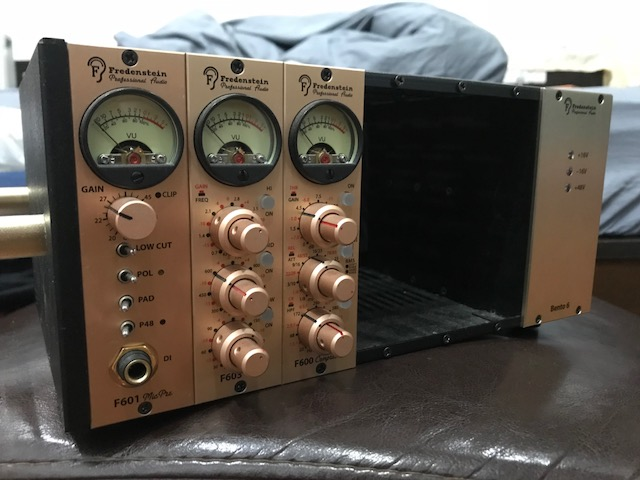 Fredenstein bento 6 sound card (used) Img_3514