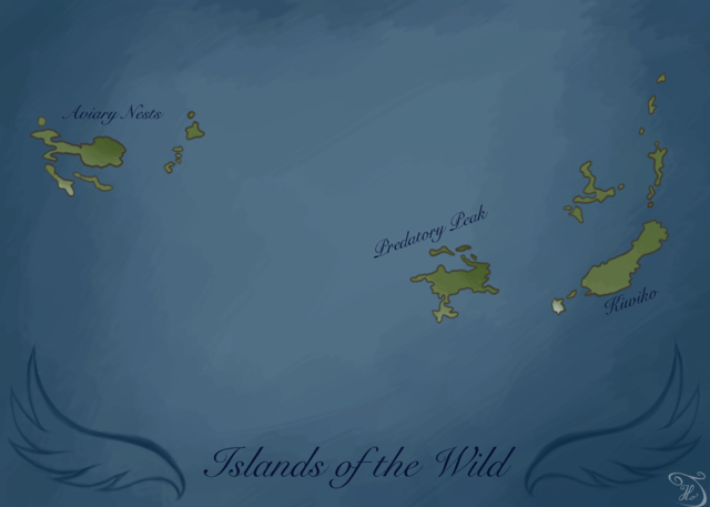 chapter II : maps. Wilds10