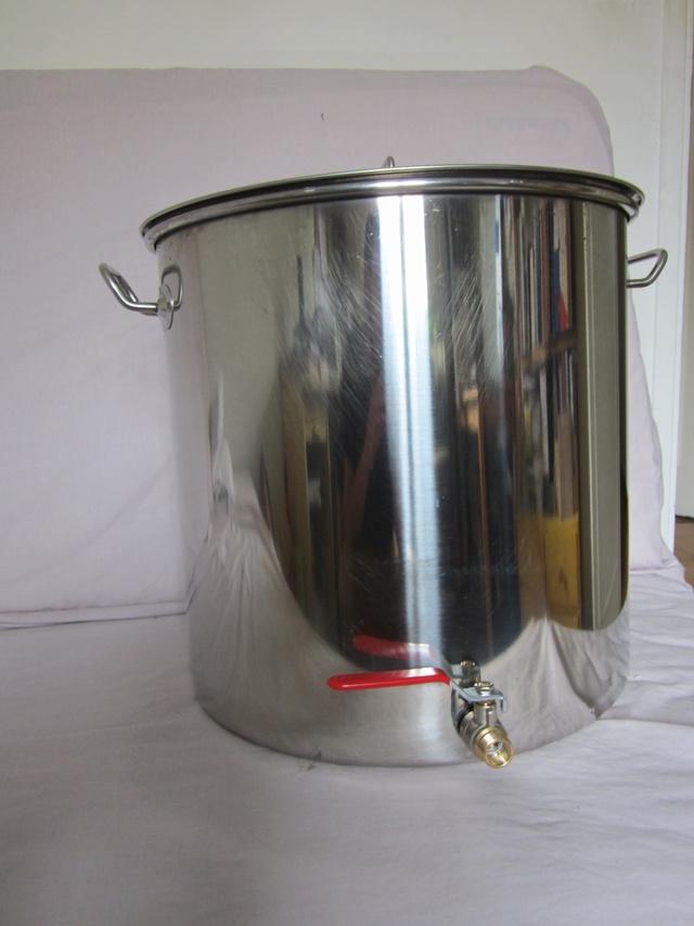 Vend marmite 50L avec robinet Img_1616
