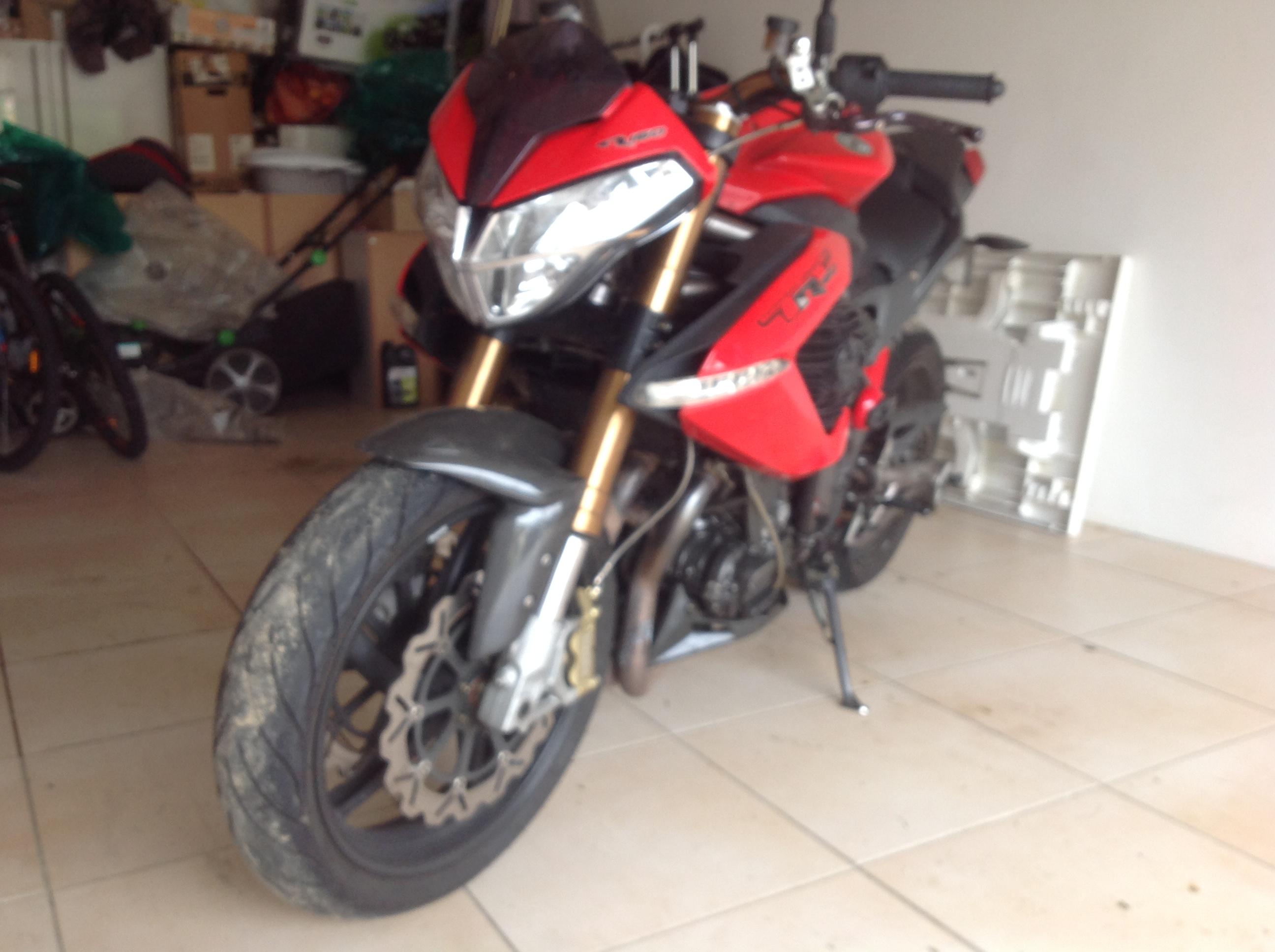 A VENDRE BENELLI TNT R160 Img_0213