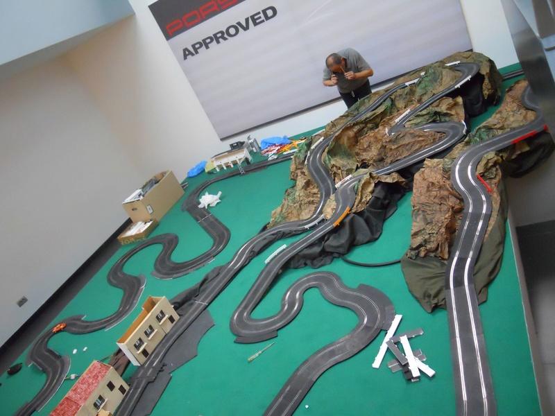 TargaSlot - Milan    Course slot historique Targa Florio Analogique et Digitale Tf0210