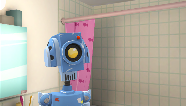 Special FX help? Robot11