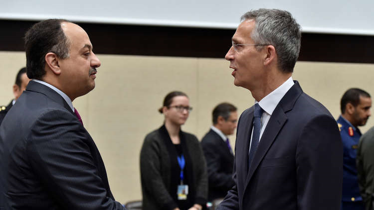قطر: نطمح إلى عضوية كاملة في الناتو وقد نستضيف قواته Qatar10