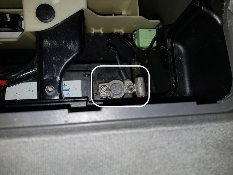 [ BMW e65 745i an 2002 ] voyant de ceinture et d'airbag allumés 20180611