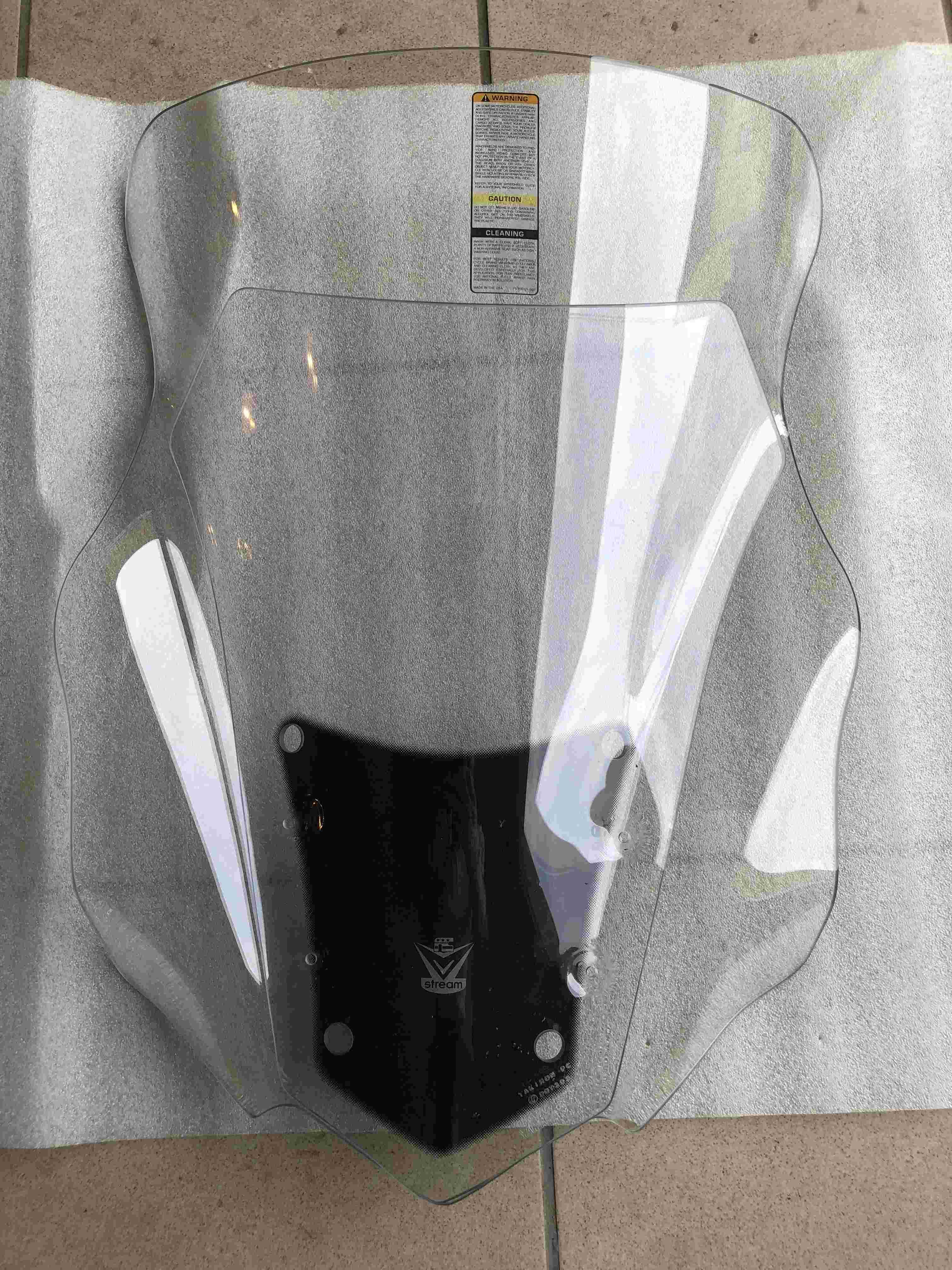 Récapitulatif des bulles de protection pour la Tracer-Mt09 - Page 3 V-stre14